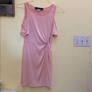 Pink Sun Dress
